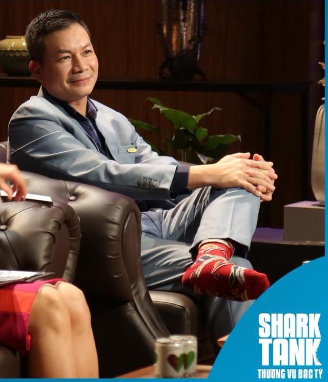 Shark Tank Việt Nam - Tập 7: Các Shark thích thú nhận quà Giáng sinh từ Start-up - Ảnh 5.