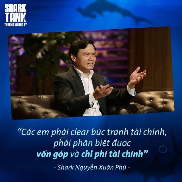 Những câu nói chất lừ về khởi nghiệp trong tập 7 Shark Tank Việt Nam - Ảnh 2.