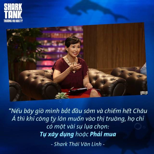 Những câu nói chất lừ về khởi nghiệp trong tập 7 Shark Tank Việt Nam - Ảnh 1.