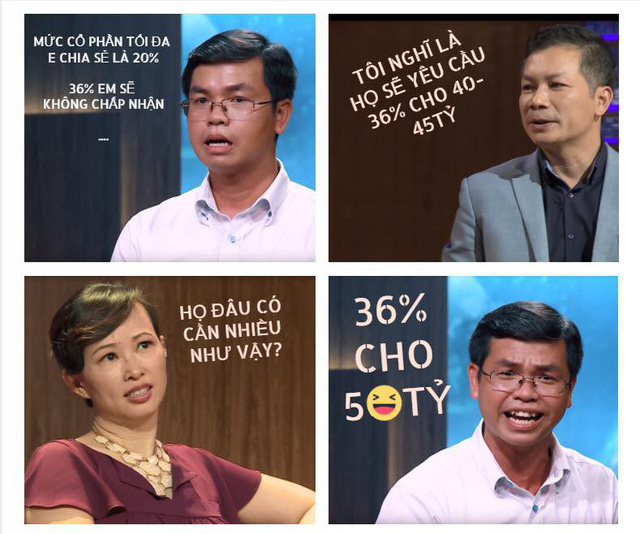 Shark Tank Việt Nam: Những màn đối đáp khó đỡ giữa Shark và Start-up - Ảnh 4.