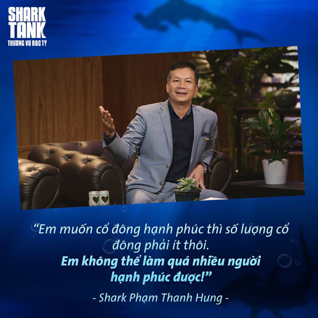 Những câu nói chất lừ về khởi nghiệp trong tập 7 Shark Tank Việt Nam - Ảnh 3.