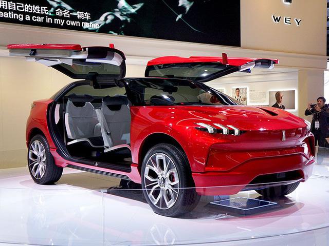 Những mẫu xe ấn tượng tại triển lãm ô tô Frankfurt 2017 (P2) - Ảnh 10.