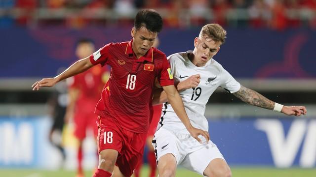 Ảnh: Những khoảnh khắc lịch sử trong trận đấu U20 Việt Nam 0-0 U20 New Zealand - Ảnh 6.