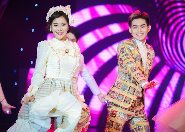 Thanh Thảo lãng mạn và bùng nổ trong minishow Âm nhạc và Bước nhảy - Ảnh 6.