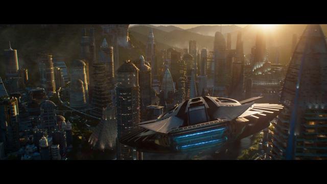 """Báo Đen """"Black Panther"""" lôi cuốn và khác lạ ngay từ trailer ra mắt - Ảnh 3."""