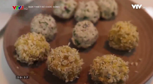 Cách làm món chả cua sốt rau thơm đãi khách tại nhà - Ảnh 3.