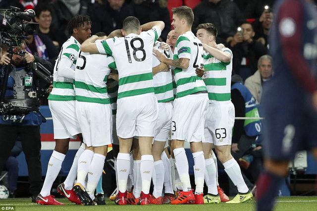 ẢNH: Cận cảnh cơn ác mộng của Celtic trước gã nhà giàu PSG - Ảnh 3.