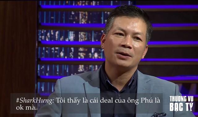 Shark Tank Việt Nam: Đầu tư 11 tỷ đồng, Shark Phú bị nhận xét hơi liều - Ảnh 4.