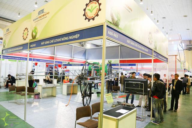 Lần đầu tiên tổ chức Triển lãm và hội nghị Nông – Lâm – Ngư nghiệp quy mô quốc tế - Ảnh 3.