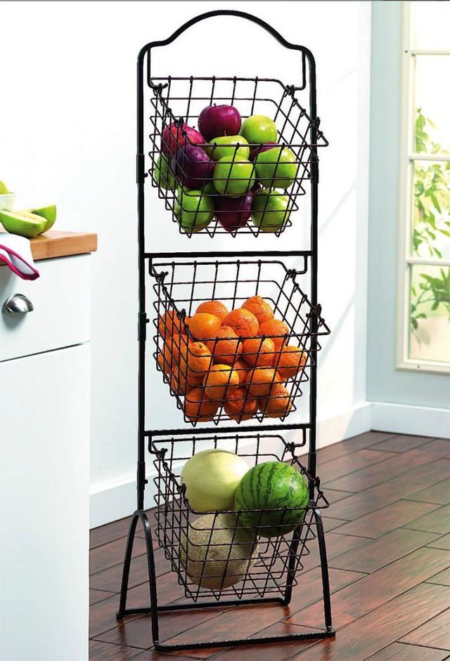 Ý tưởng độc đáo cho gian bếp nhỏ hẹp - Ảnh 4.