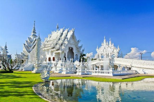 Chiêm ngưỡng những ngôi đền có kiến trúc ấn tượng trên thế giới - Ảnh 2.
