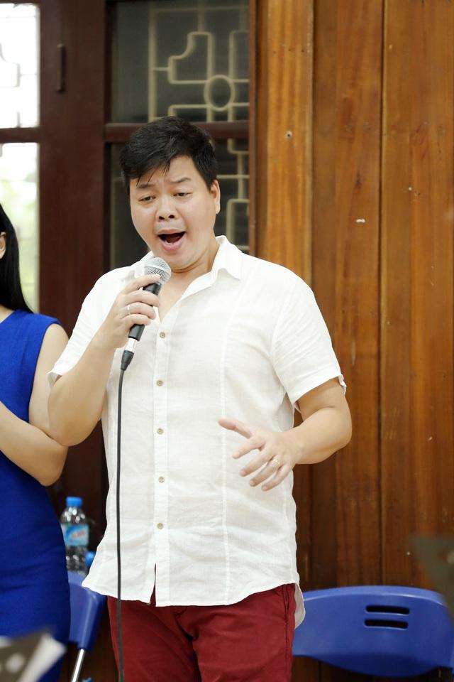 NSƯT Đăng Dương hăng say chuẩn bị liveshow Mặt trời của tôi - Ảnh 2.