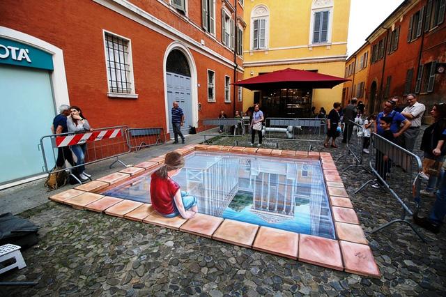 Nghệ thuật 3D trên đường phố - Ảnh 10.