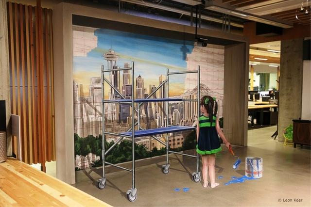 Nghệ thuật 3D trên đường phố - Ảnh 8.