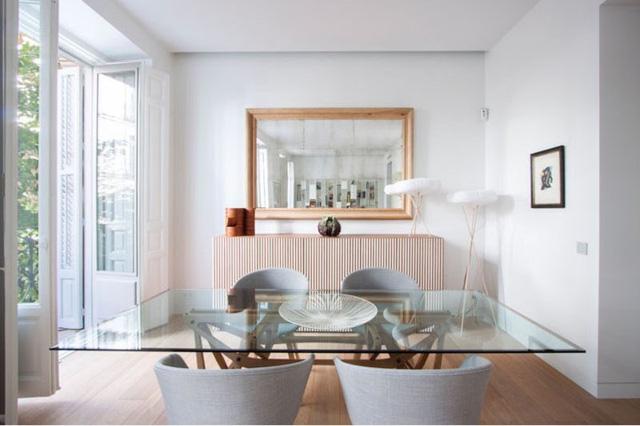 Mẫu thiết kế căn hộ nhỏ hiện đại, màu sắc tươi sáng - Ảnh 3.