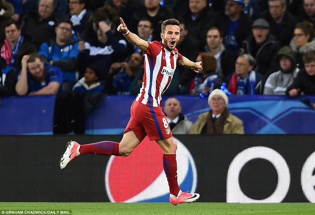 Kết quả Champions League sáng 19/4: Atletico Madrid cùng Real Madrid vào bán kết - Ảnh 2.