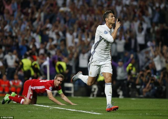 Kết quả Champions League sáng 19/4: Atletico Madrid cùng Real Madrid vào bán kết - Ảnh 4.