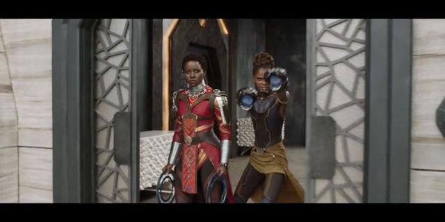 """Báo Đen """"Black Panther"""" lôi cuốn và khác lạ ngay từ trailer ra mắt - Ảnh 2."""