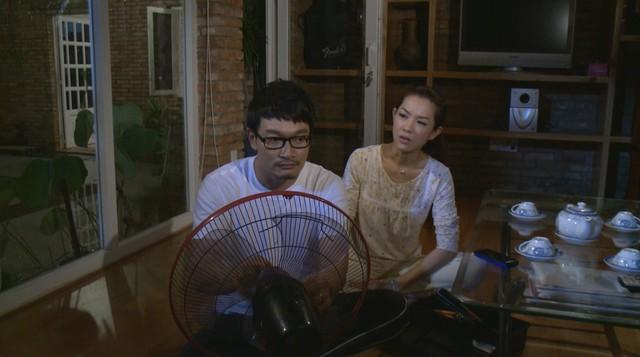 Phim Vực thẳm vô hình - Tập 12: Kiều (Trang Nhung) bị đại gia lừa lại một vố đau - Ảnh 2.
