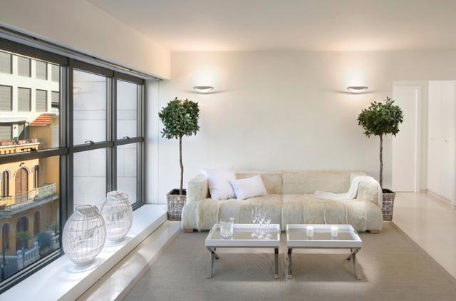 Ngôi nhà của bạn vẫn có thể nổi bật nhờ gam màu nhẹ nhàng, mộc mạc này - Ảnh 5.