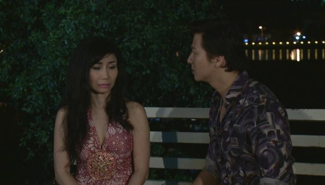 Phim Vực thẳm vô hình - Tập 22: Kiều (Trang Nhung) không giữ được bình tĩnh đánh trọng thương người khác - Ảnh 6.