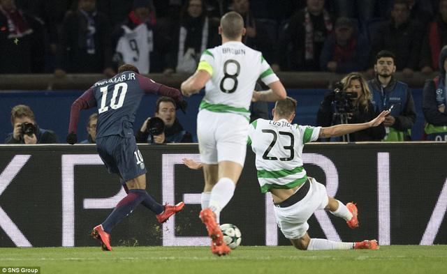 ẢNH: Cận cảnh cơn ác mộng của Celtic trước gã nhà giàu PSG - Ảnh 4.