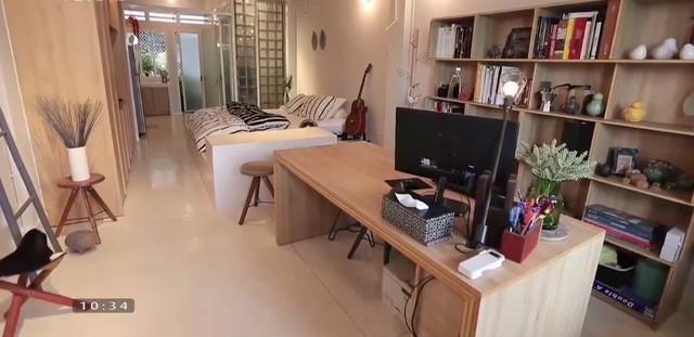 Biến hóa căn hộ 40m2 thành không gian rộng thoáng, tiện nghi - Ảnh 3.