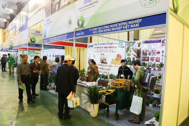 Lần đầu tiên tổ chức Triển lãm và hội nghị Nông – Lâm – Ngư nghiệp quy mô quốc tế - Ảnh 4.