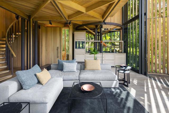 Nhà cây ấn tượng ở Nam Phi làm du khách mê mệt - Ảnh 3.