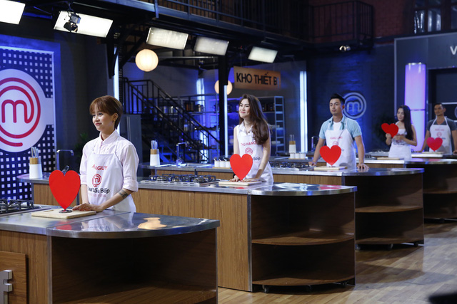 Vua đầu bếp: An Nguy, Thu Hằng mất cơ hội tranh tài ở Chung kết - Ảnh 1.