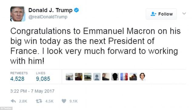 Nước Pháp vỡ òa chào đón Tổng thống trẻ nhất lịch sử - Ảnh 12.