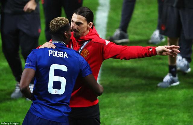 Ảnh: Man Utd đánh bại Ajax trong trận chung kết Europa League 2017 để đăng quang ngôi vô địch - Ảnh 10.