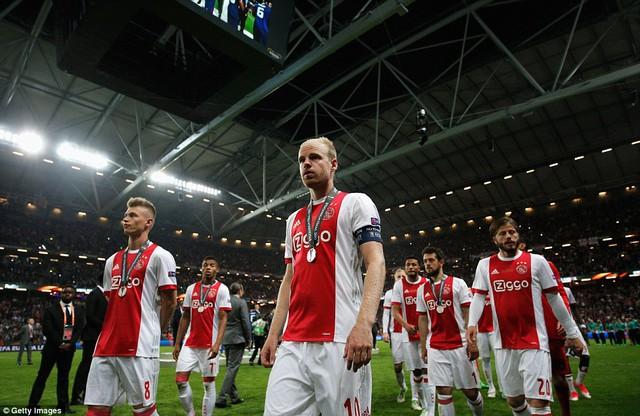 Ảnh: Man Utd đánh bại Ajax trong trận chung kết Europa League 2017 để đăng quang ngôi vô địch - Ảnh 16.