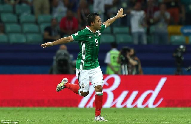 ĐT Đức 4-1 ĐT Mexico: ĐT Đức gặp ĐT Chile trong trận chung kết Cúp Liên đoàn các châu lục - Ảnh 3.