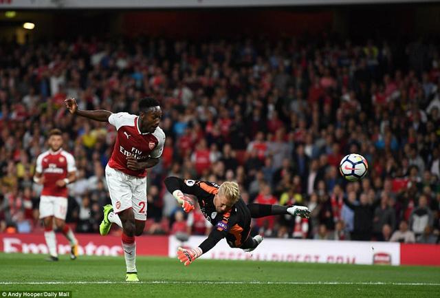 Khai màn Ngoại hạng Anh: Arsenal thắng nghẹt thở trước Leicester City - Ảnh 4.