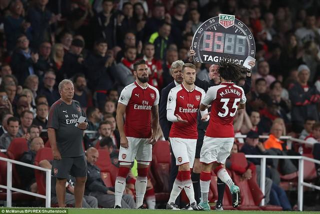 Khai màn Ngoại hạng Anh: Arsenal thắng nghẹt thở trước Leicester City - Ảnh 5.