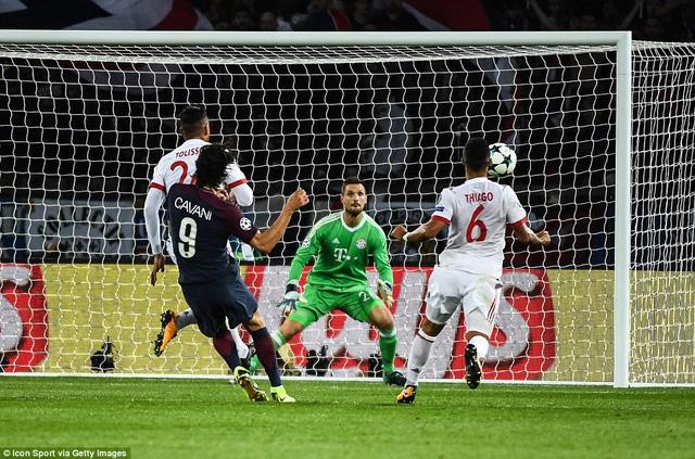 PSG đại thắng tại Champions League, Cavani trải lòng về Neymar - Ảnh 2.