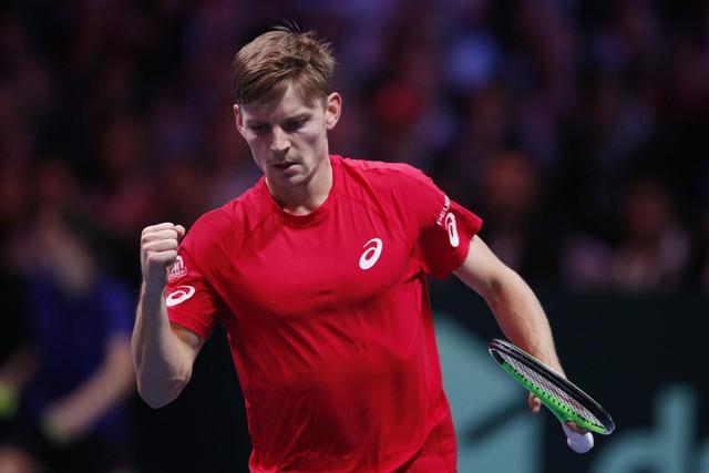ĐT Pháp giành chức vô địch Davis Cup 2017 - Ảnh 1.
