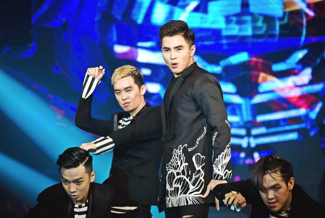 Thanh Thảo lãng mạn và bùng nổ trong minishow Âm nhạc và Bước nhảy - Ảnh 8.