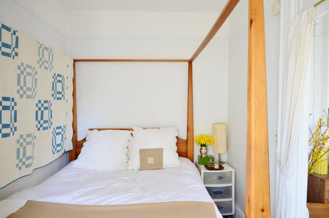 Căn hộ hơn 30 m2 có không gian đánh lừa thị giác - Ảnh 7.