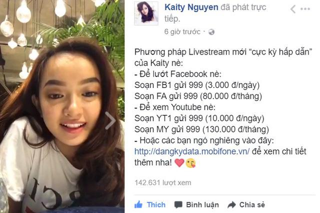 """Livestream - """"Chiêu trò"""" hút fan mới của giới showbiz Việt - Ảnh 4."""