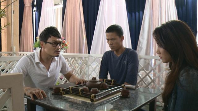 Phim Vực thẳm vô hình - Tập 22: Kiều (Trang Nhung) không giữ được bình tĩnh đánh trọng thương người khác - Ảnh 3.