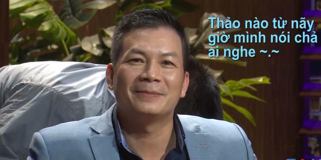 Shark Tank Việt Nam: Chộp phút giây đáng yêu không ngờ của các sharks - Ảnh 4.