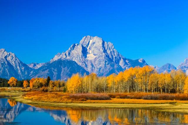 Những điểm du lịch không thể bỏ qua vào mùa thu - Ảnh 2.