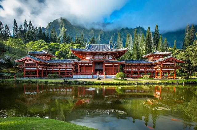Chiêm ngưỡng những ngôi đền có kiến trúc ấn tượng trên thế giới - Ảnh 6.