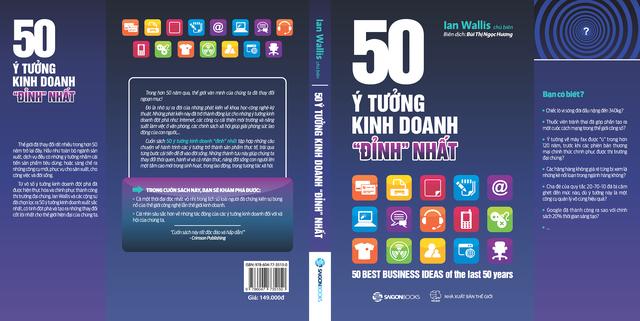 50 ý tưởng kinh doanh đỉnh nhất: Những ý tưởng làm thay đổi thế giới - Ảnh 2.