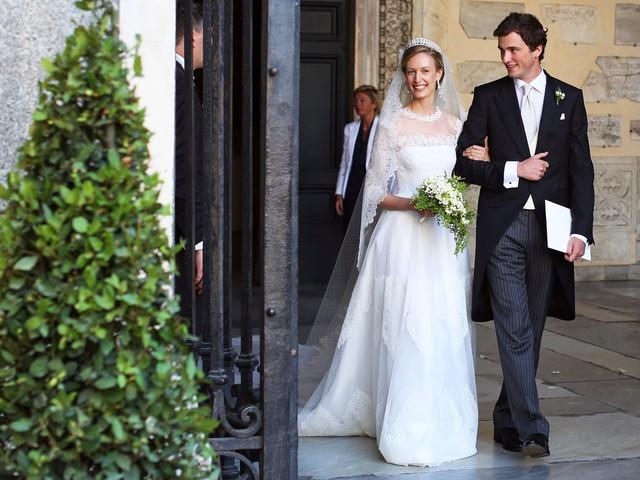 Chiêm ngưỡng váy cưới của những người đẹp hoàng gia - Ảnh 5.