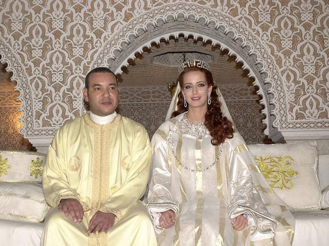 Chiêm ngưỡng váy cưới của những người đẹp hoàng gia - Ảnh 12.
