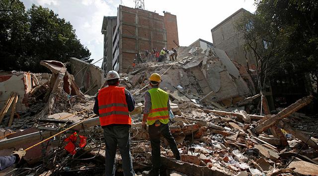 Vì sao Mexico liên tiếp hứng chịu động đất cường độ mạnh? - Ảnh 1.