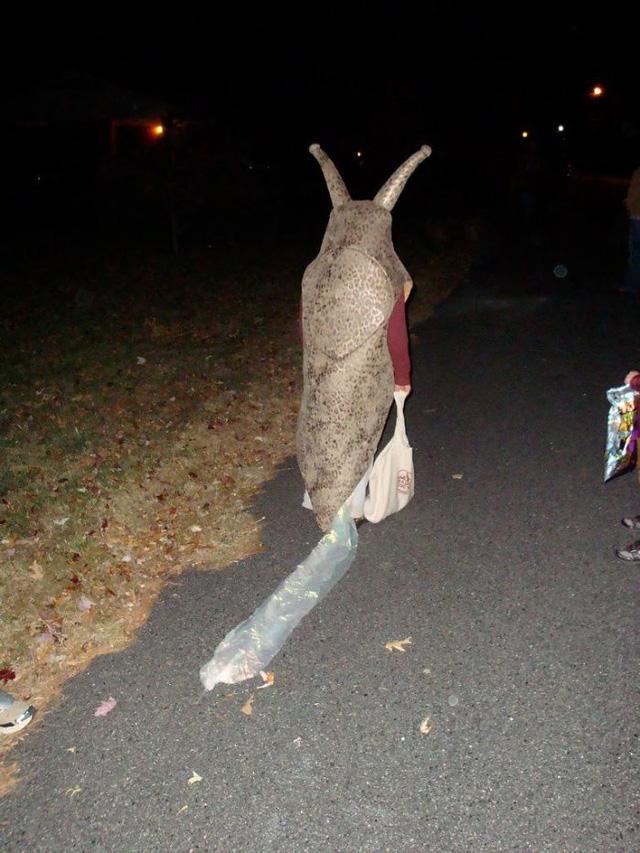 Biến hóa thành ma quỷ xưa rồi, đây mới là cách hóa trang Halloween kiểu mới khó đụng hàng - Ảnh 5.